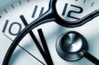 hospital clock